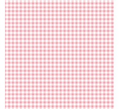 Cotton Classics - Pale Pink - Gingham 2mm