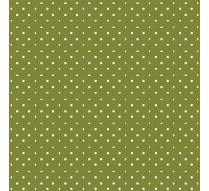 Cotton Classics - Moss Green - Dot Tiny