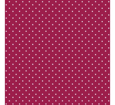 Cotton Classics - Berry - Dot Tiny
