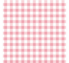 Cotton Classics - Pale Pink - Gingham 9mm