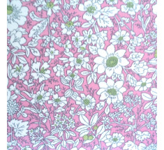 Cindy - Small Floral - Pink