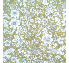 Cindy - Small Floral - Green