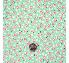 Milly Tiny Floral - Green