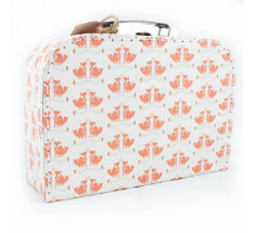 Storage Suitcase - Sass & Belle - Foxes - Large