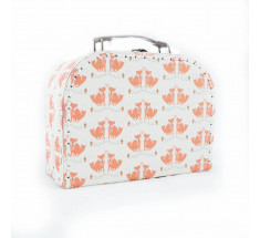 Storage Suitcase - Sass & Belle - Foxes - Small
