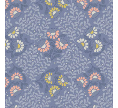 Lewis and Irene - A Little Bird Told Me - Cottage Garden on Welsh Blue