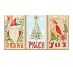 Blend - I Love Christmas - Wishes and Blessings - Panel
