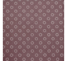 Mink and Pink Collection - Bobbins - Mocha Brown LAST METRE