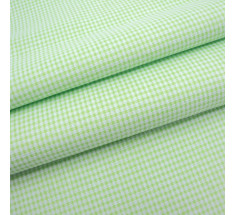 Candy Mini Gingham - Lime