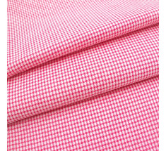 Candy Mini Gingham - Red