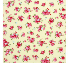 Forget Me Not Floral - Yellow