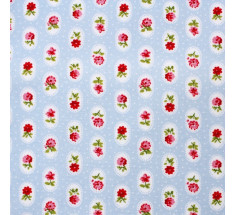 Lorna Small Floral - Baby Blue