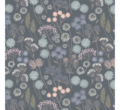 Lewis and Irene - Make Another Wish - Hedgerow Flowers on Grey