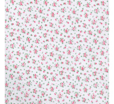 Tiny Darling Poly Cotton - Pink