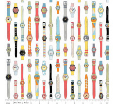 Geekly Swatches by Riley Blake - White