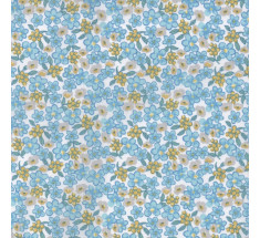 Sweetheart Tiny Floral - Lilas -  Blue