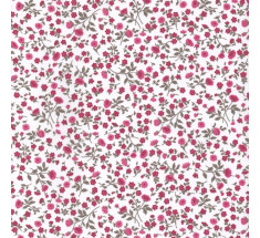 Sweetheart Tiny Floral - Primrose - Dusty Pink / Green